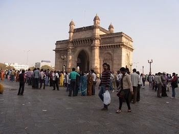 インド門ムンバイ