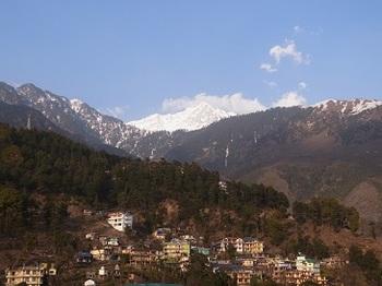 Dharamshala Himalaya